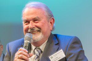 Ehrenpräsident Dr. Klaus Voget
