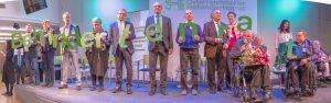 Österreichischer Behindertenrat auf der Bühne