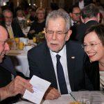 Weihnachtsfeier mit Bundespräsident Alexander Van der Bellen