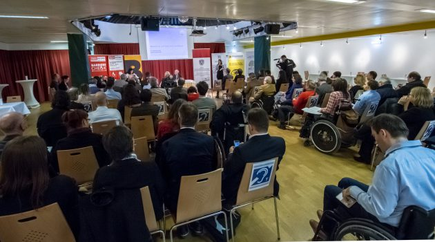 """""""FAIR FÜR ALLE"""" – Behindertenorganisationen schaffen Zertifikat für Barrierefreiheit"""