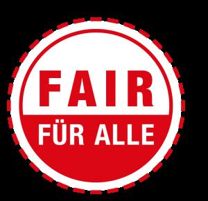 Fair für alle Logo