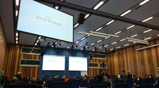 ZERO PROJECT Conference – für eine Welt ohne Barrieren