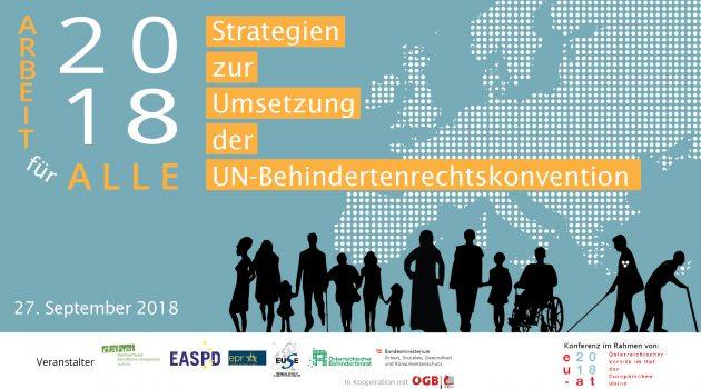 AUSGEBUCHT! Konferenz: Arbeit für Alle
