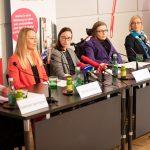 Pressekonferenz Gegen die Unsichtbarkeit von Frauen mit Behinderungen